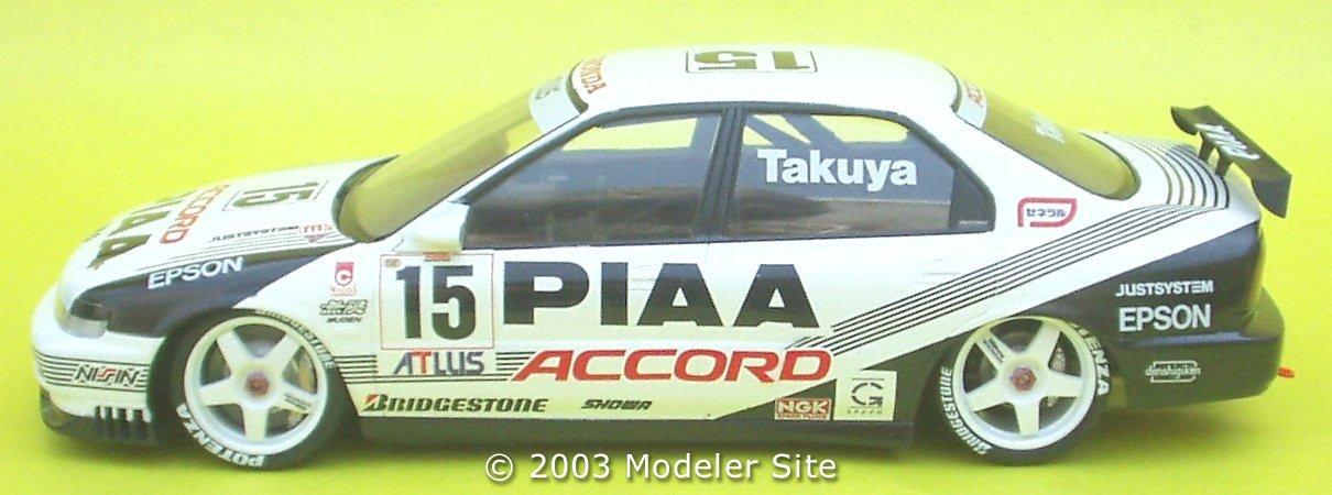 Honda Accord Del Jtcc English