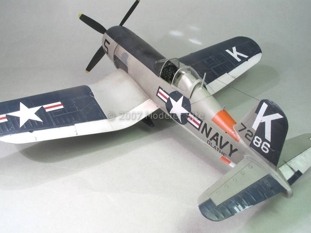 F4U-4 Corsair English