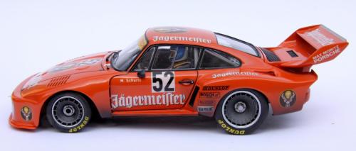"Building the Tamiya Porsche 935 ""Jägermeister"" #20005 – 1/20"