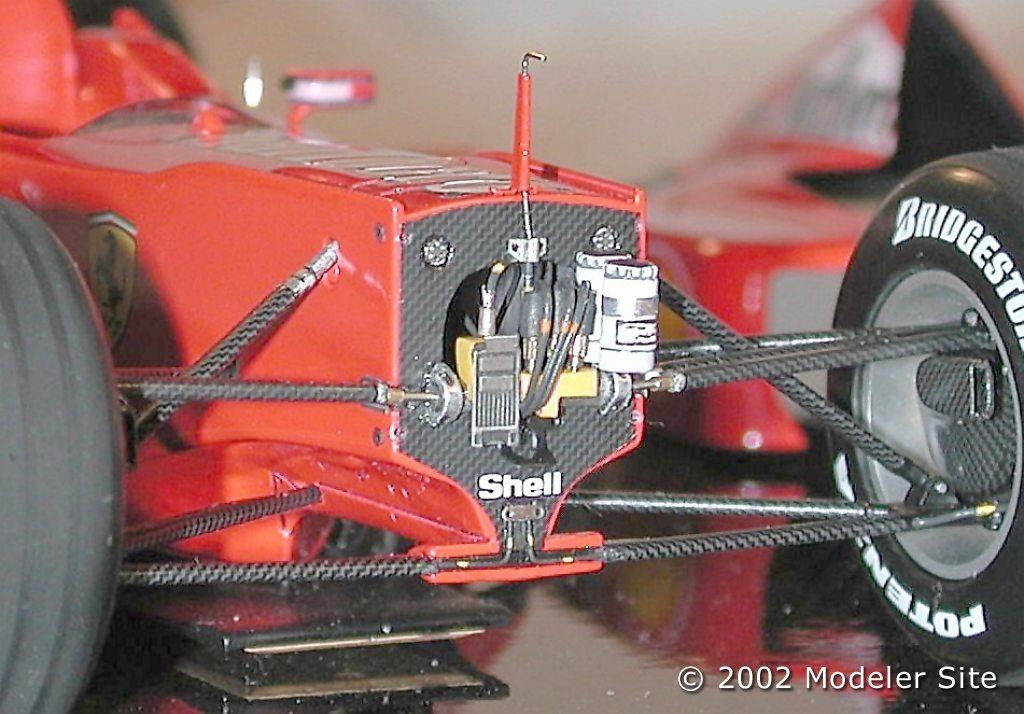 Ferrari F1 2000 English