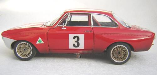 Kitbashing The Tamiya Alfa Romeo Giulia Sprint Gta English