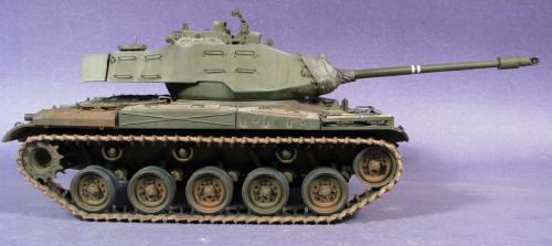 Improving The M41 Walker Bulldog Skybow Okuno 1 35 Scale