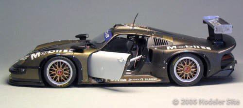 warsteiner porsche 911 gt1 test version english. Black Bedroom Furniture Sets. Home Design Ideas