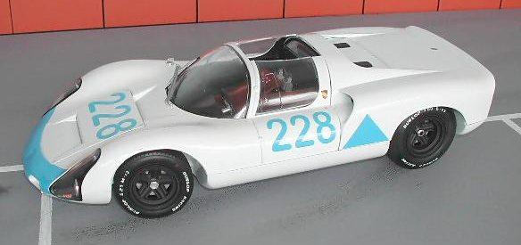 1967 Porsche 910 English