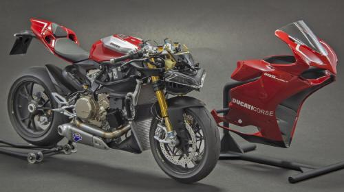 Ducati Panigale 1199 S  1//12 Tamiya