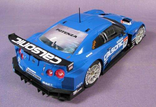 Building The Calsonic Impul Gt