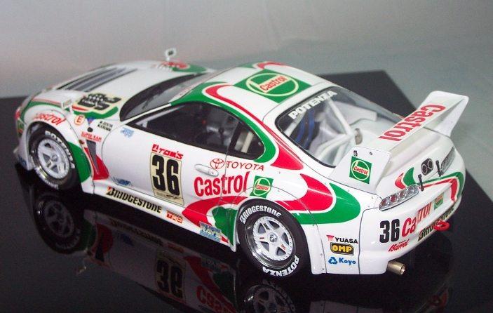 Castrol Toyota Espanol