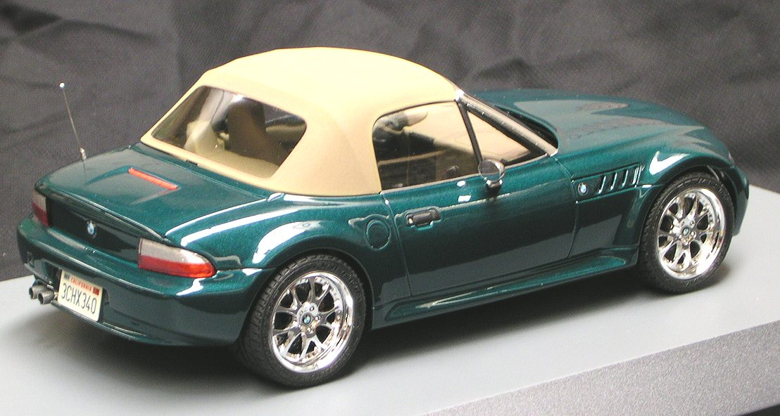 1 24 Tamiya Bmw Z3 Roadster