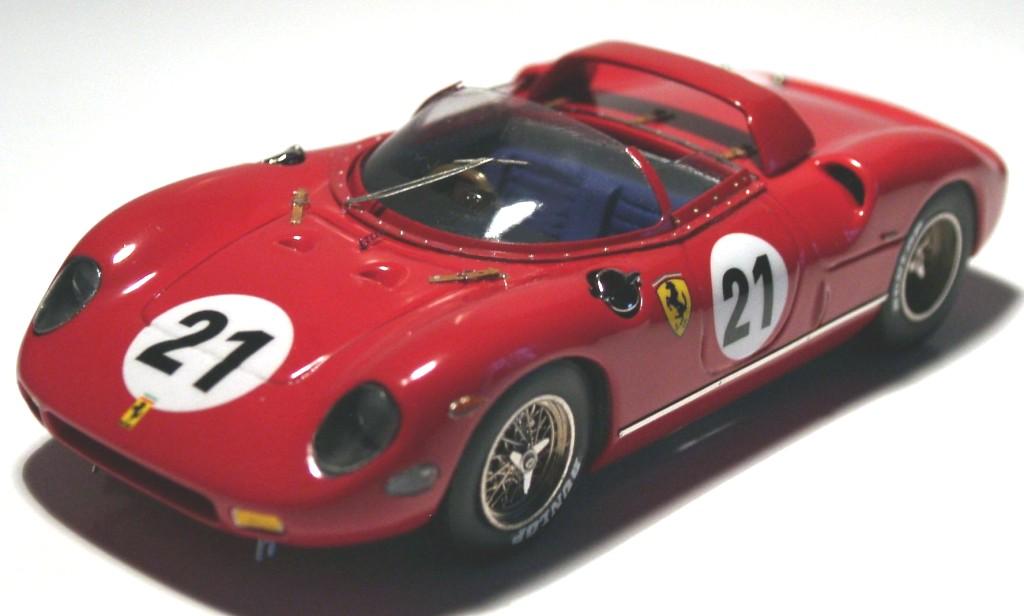Ferrari 250p Le Mans 1 43