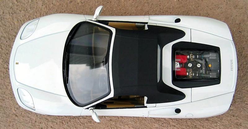 Ferrari 360 Spyder Tamiya 1 24