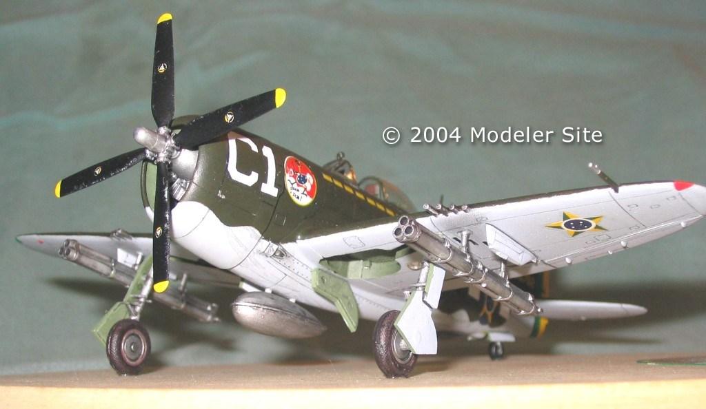 USJäger Republic P47D Thunderbolt  Klassiker der Luftfahrt
