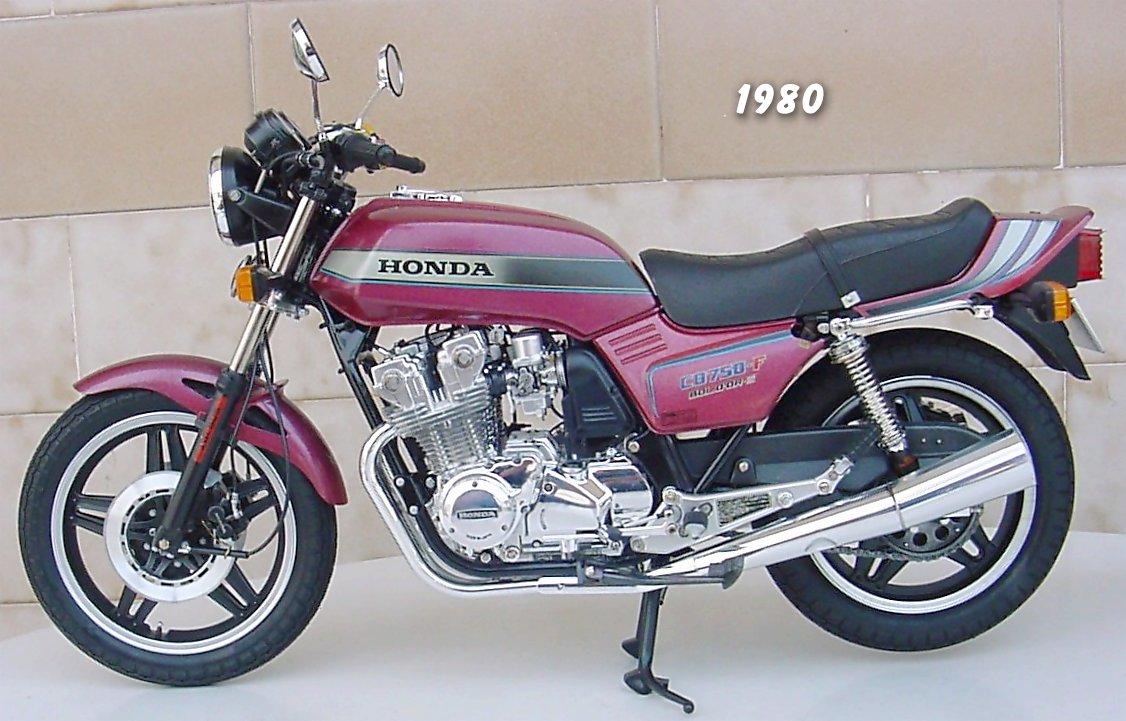 Tamiya Honda Cb750f 1  6 Scale