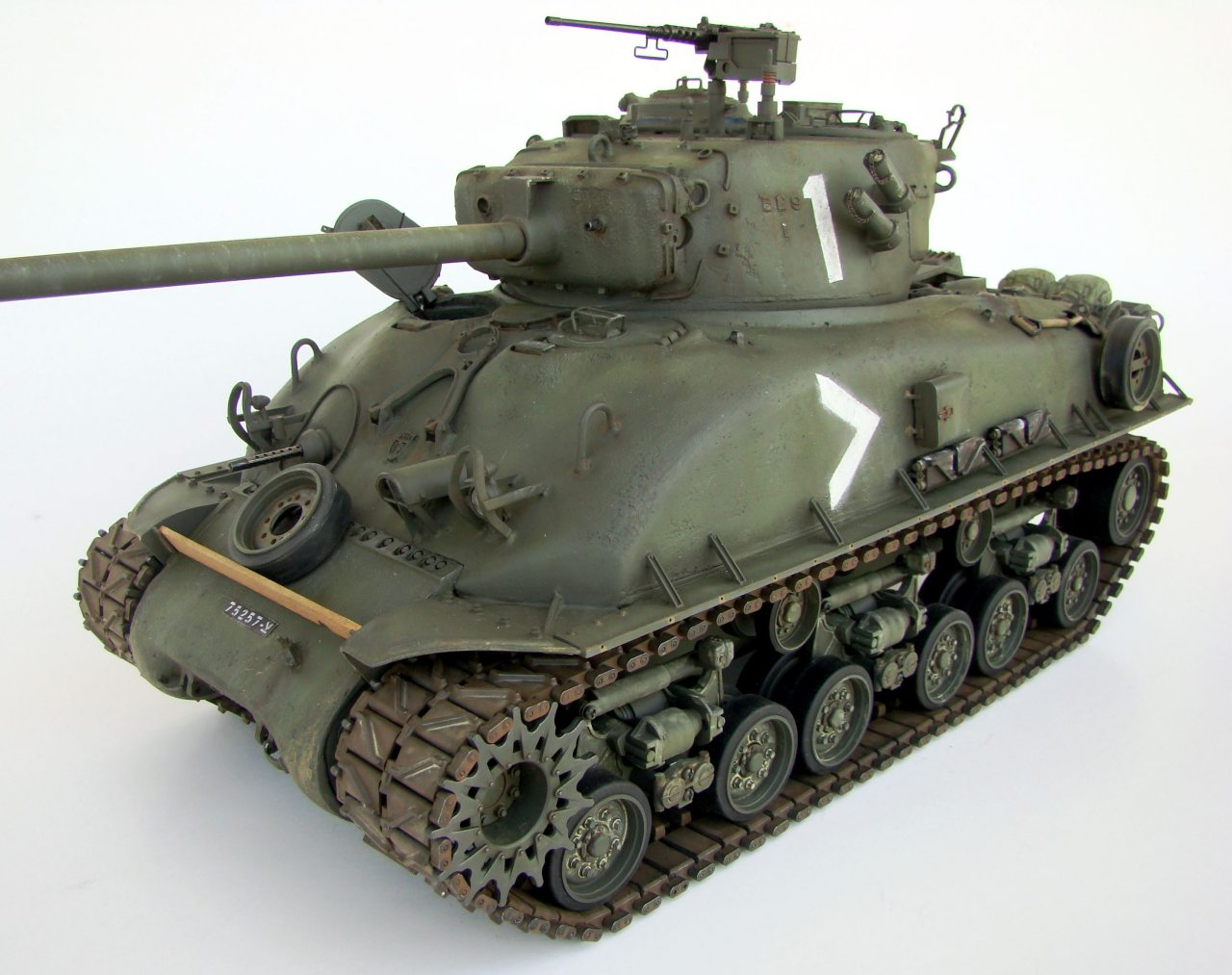 M4 Sherman IDF Service 1:16 scale -Tamiya - RC tank