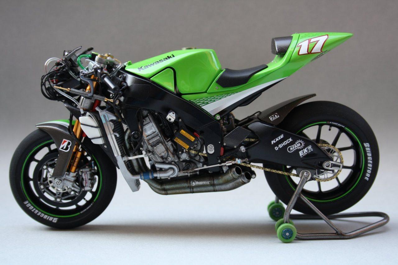 Kawasaki Ninja Zxrr