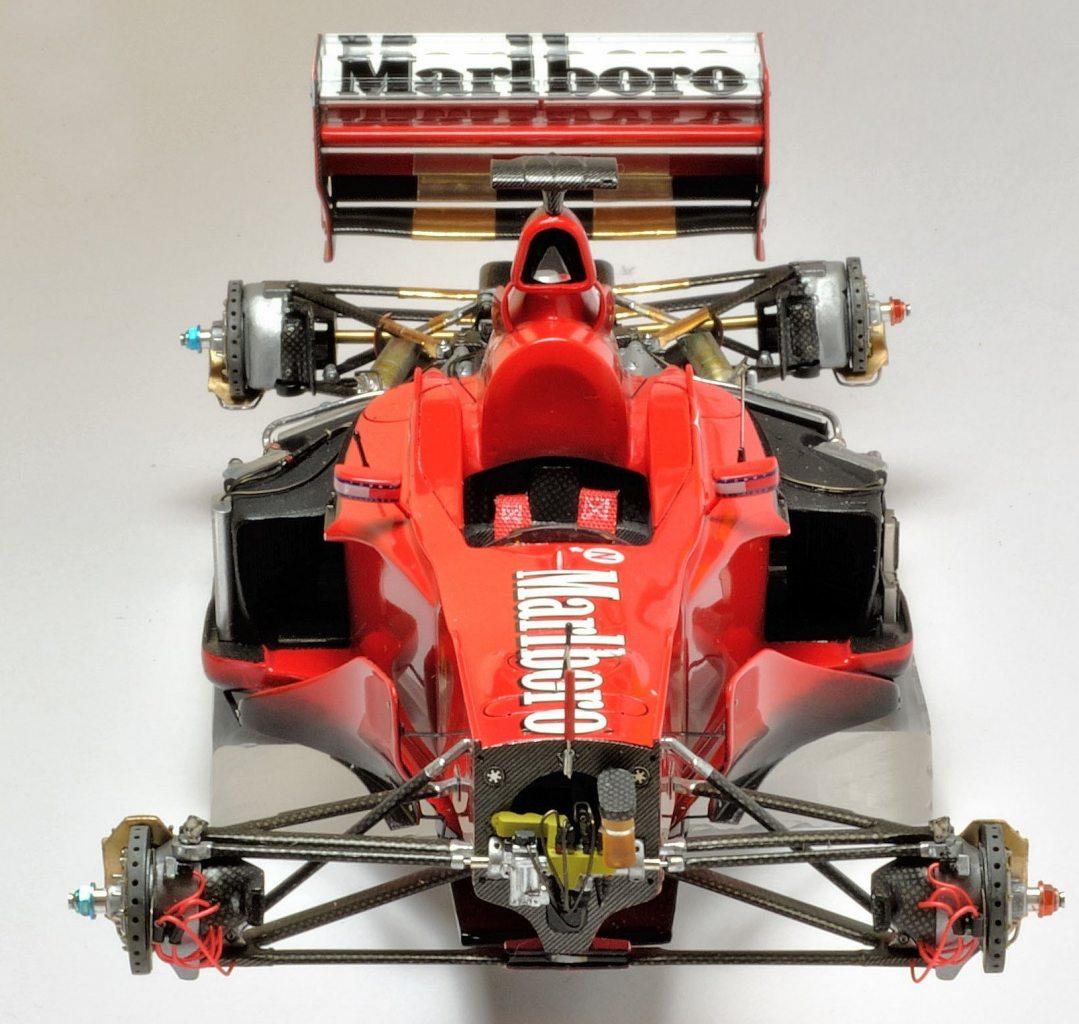 Tamiya Ferrari F1-2000 1/20 scale
