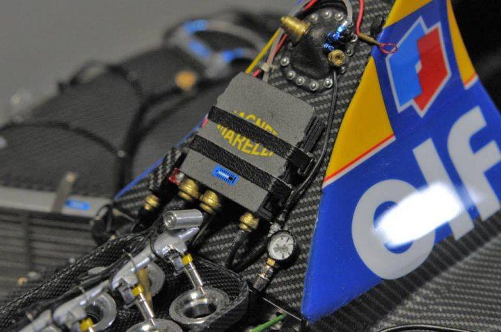 Build A Ford >> Tamiya Williams FW14B 1/12 scale