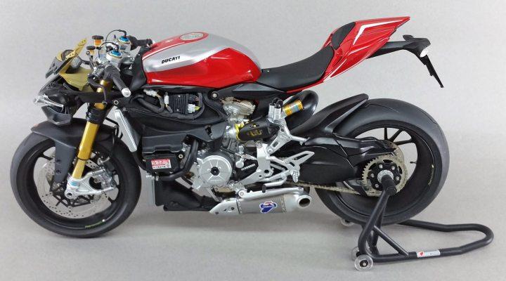 Tamiya Ducati Panigale 1/12 scale