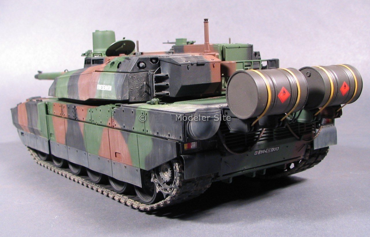1 35 french main battle tank leclerc series 2 tamiya. Black Bedroom Furniture Sets. Home Design Ideas