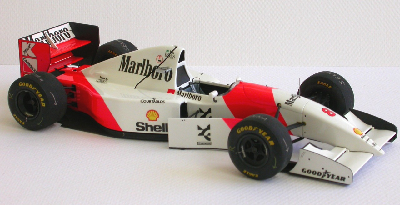 Tamiya Mclaren MP4/8 Ford 1/20 scale