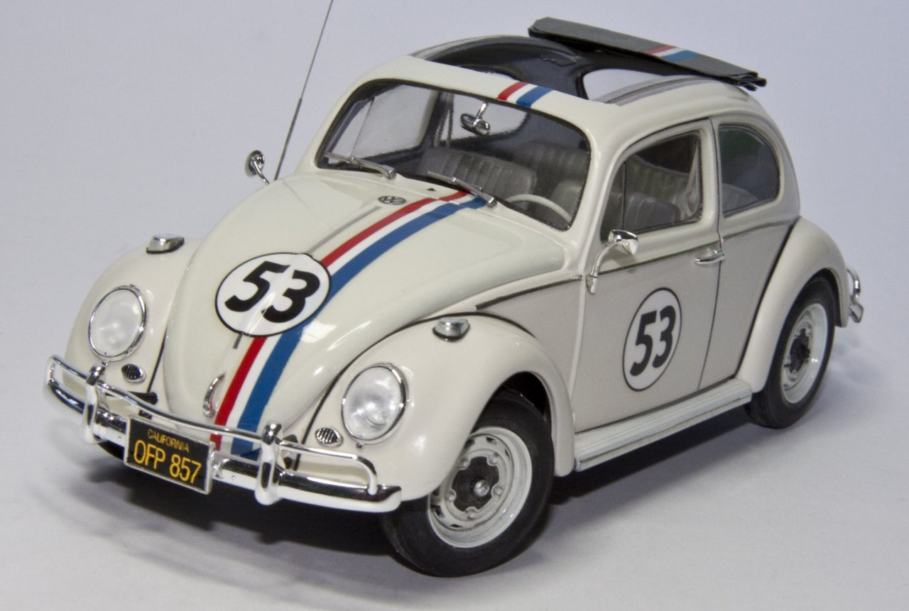 Tamiya VW 1300 Beetle 1963 1/24 scale
