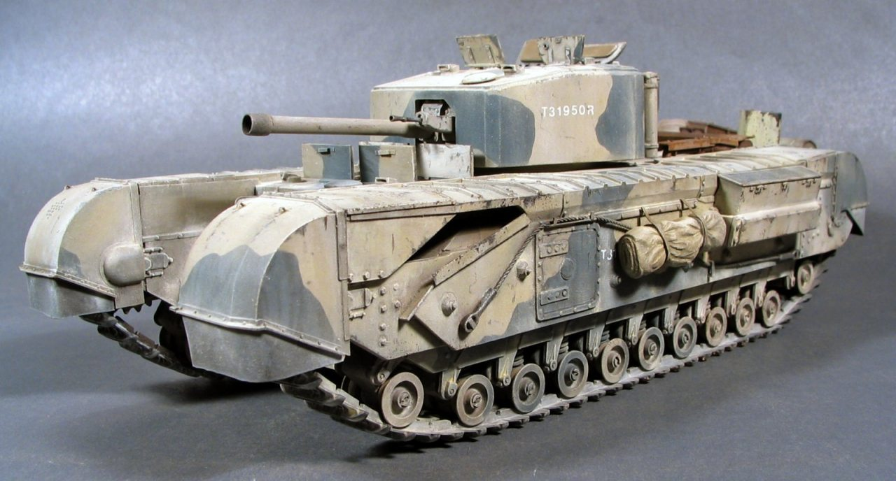 world of tanks churchill 1