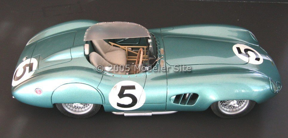 The Aston Martin Dbr 1 2 Building The 1 12 Retrotoys Kit Free For Pdf Orders 1 12 Scale Cars Modeler Site