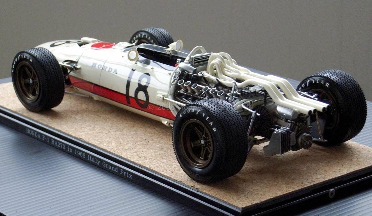 Detailing The Honda RA273 Tamiya 1 12 Scale