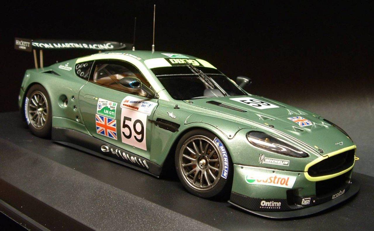 Mfh Aston Martin Dbr9 1 24 Scale