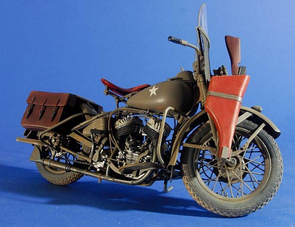 Harley davidson italeri 1 9 scale - Sigle harley davidson ...