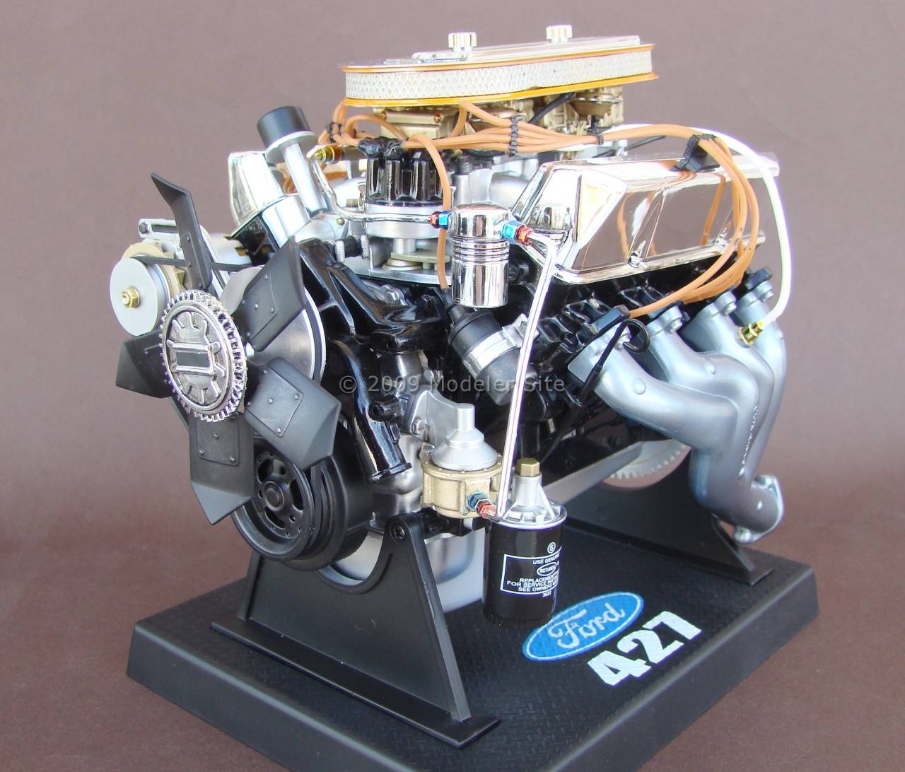 Revell Engines 1/6 Scale
