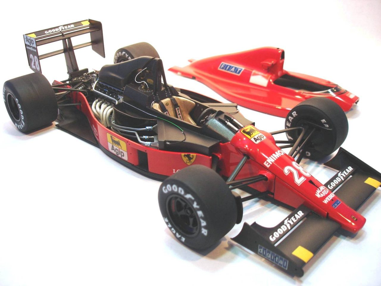 rc kit cars with Building Improving The Ferrari F189 640 Tamiya 1 20 Scale on Watch also 2014 Sema Show Coverage Cars Products additionally Building Improving The Ferrari F189 640 Tamiya 1 20 Scale additionally Build Honda Cb750 further Build R2 D2.