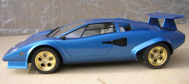 Lamborghini Lp5000s Countach Doyusha 1 12 Scale 1 12 Scale Cars