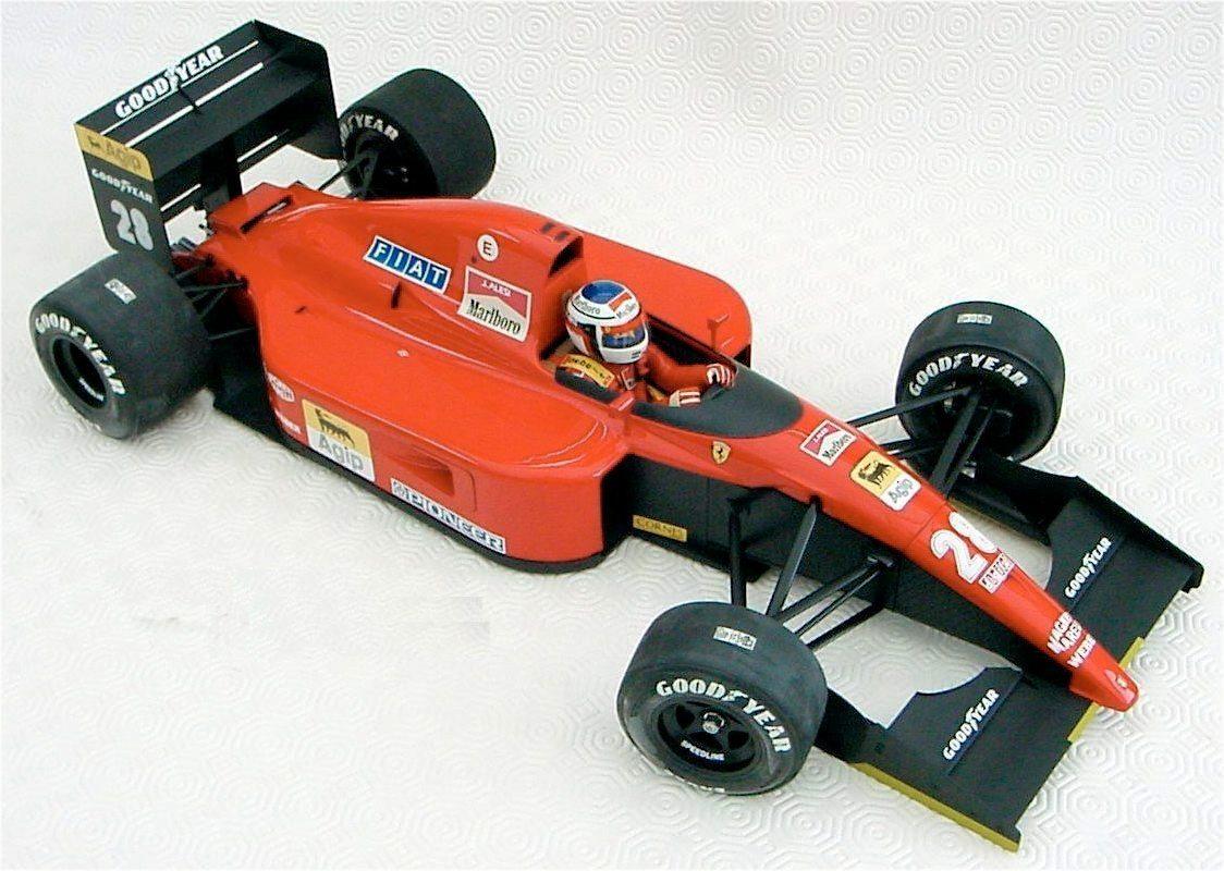 Ferrari 643 1/8 scale by Rosso